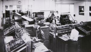 Arbeit-Druckerei-Prull
